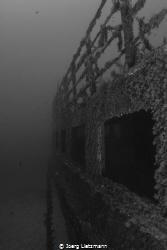 The Karwella, one of my favourite wrecks around Gozo, Mal... by Joerg Lietzmann
