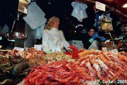 Definitely marine life related... Barcelona, La Boqueria.... by Luigi Carta