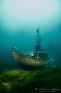It is from the german lake kreidesee by Rene B. Andersen