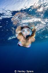 My Favourite Snorkel Buddy by Henley Spiers