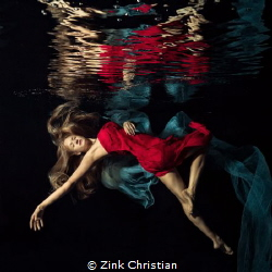 Several flashes. Model is Kathi Merk. by Zink Christian