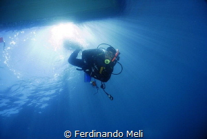 Into the deep by Ferdinando Meli