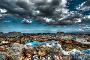 HDR from surface by Ferdinando Meli