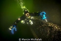 Wreck Training Day by Marcin Michalak