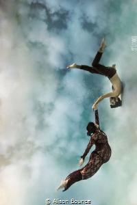 Heart Sky by Alison Bounce