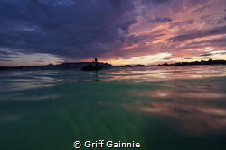 The beginning of an amazing daylight dive around St Andre... by Griff Gainnie