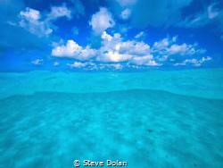 """ Sky Meets Sea""  Visiting (El Cielo) Stafish sanctuary i... by Steve Dolan"