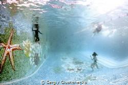 Pool by Sergiy Glushchenko