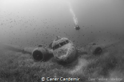 C47 Dakota Military Airplane Wreck by Caner Candemir