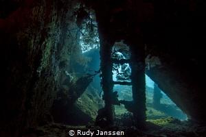 Shipwreck Liberty Bali by Rudy Janssen