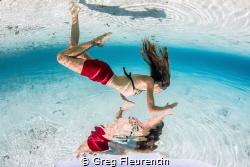 Lagoon like a mirror by Greg Fleurentin