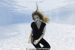 Ready for a night on the town - underwater! Taken with Ca... by Vanessa Clementson