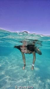 Diver by Masa Biru
