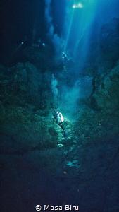 Deep abyss by Masa Biru