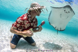 Polynesian rock n' roll by Greg Fleurentin
