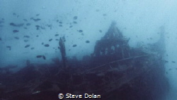"""Dramatic Appearance"" Found this wreck in Barbados. It's ... by Steve Dolan"