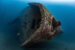 C59 Wreck of La Paz by Nick Polanszky