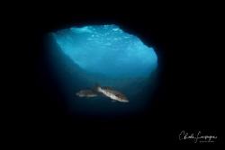 Cueva Del Diablo by Claude Lespagne