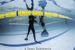 Freediving - sport by Sergiy Glushchenko