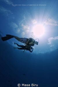 divers by Masa Biru