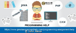 Programming Help Online proffers unlimited support to res... by John Alexa