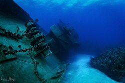 Early morning wreck work before anyone else is heaven on ... by Ian Kay