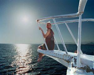 Aprez Dive,  heading back to Sharm El Sheik after diving ... by Peter Harris