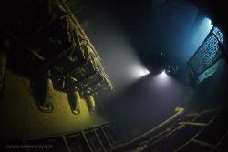 Giannis D, inside the engine room by Oxana Kamenskaya