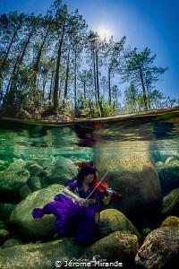symphonie aquatic by Jérome Mirande