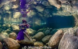 Acquatic symphonie by Jérome Mirande