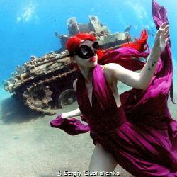 The Tank by Sergiy Glushchenko