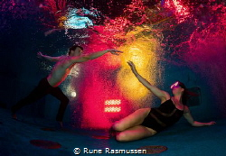 A touch of Fashion. taken in the pool on the back of the ... by Rune Rasmussen