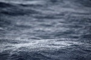 Atlantic ocean surface by Pieter Firlefyn