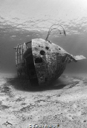 kaptan ismail hakki wreck -canon-greece- by Sandy Androni