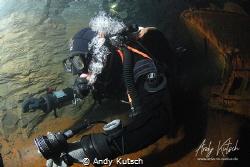 Nuttlar Slate Mine by Andy Kutsch