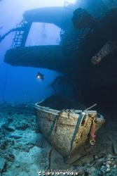 Wreck Salem Express. by Oxana Kamenskaya