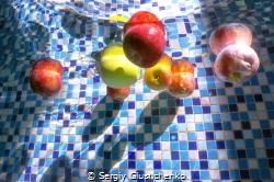 Apples by Sergiy Glushchenko