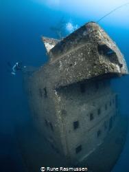 the odyssey wreck by Rune Rasmussen
