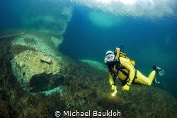 Moutain Lake by Michael Baukloh