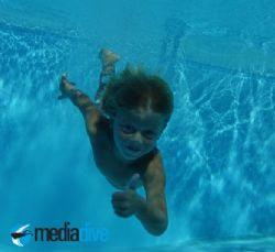 Thumbs Up - Malta - Little Jake Milton having fun in the ... by Sean Hill