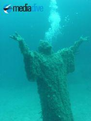 In God we trust - Malta - Gates Housing Sony F717, natura... by Sean Hill