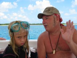 """""""Let me tell you about Diving in the old days""""- Father-In... by Shawn Rener"""
