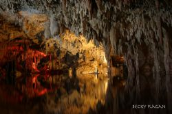 Mexico cenote labna-ha. this was a 10 second exposure no ... by Becky Kagan