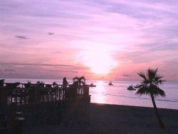 Sun Rise on Sea of Cortez, at Palmas de Cortez near Cabo ... by Marylin Batt