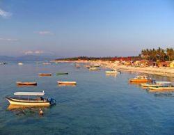 Jungut Batu village, Lembongan Island - Bali, Indonesia by Penny Murphy