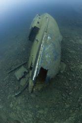 Yacht in Capernwray. D200, 10.5mm. No flash. by Derek Haslam