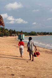 Along a Nosy Be beach. by Ugo Gaggeri