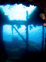 Passed Glory! WWII USAT Liberty Wreck. Taken In Tulamben... by Ed Eng