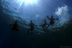 Happy children of Mayu Island.. E900 plus FishEye by Alex Tattersall