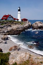 Maine. by Shawn Jackson